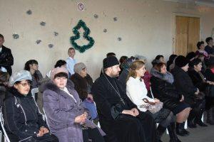 Рождественский концерт прошел в доме культуры станицы Кисляковской