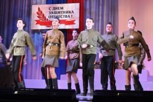 Закрытие патриотического месячника прошло в Каневском РДК