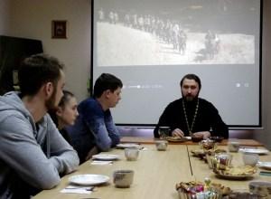 Кинолекторий «Священники в годы Великой Отечественной войны»