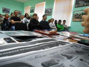 Акция «ЗА ЖИЗНЬ» в Приморско-Ахтарском техникуме индустрии и сервиса
