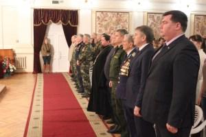 В станице Кущевской прошло ежегодное мероприятие в память о воинах-интернационалистах