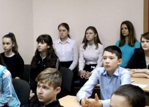 Час духовности и патриотизма «Патриотизм – духовная крепость России»
