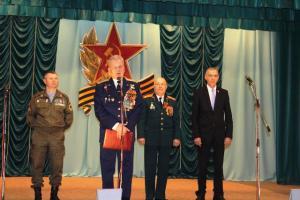 Торжественным мероприятием завершился в Староминском районе месячник оборонно-массовой и военно-патриотической работы