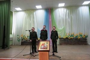 Праздник православной книги в Ейском казачьем кадетском корпусе