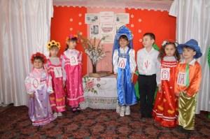 В классе воскресной группы «Родничок» при Свято-Троицком храме прошёл открытый праздничный урок, посвящённый «Дню православной книги»