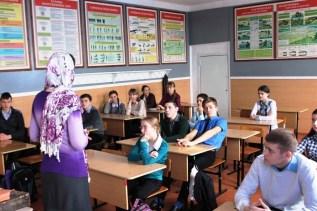 День Православной Книги в 9 А классе МБОУ СОШ №13 ст. Новоджерелиевской Брюховецкого района.