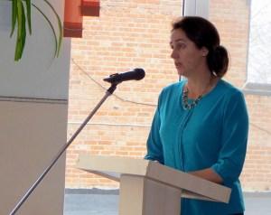 Заведующая православной библиотекой рассказала родителям учащихся двух каневских школ о духовных основах воспитания
