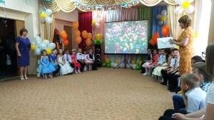 Священник поздравил детей детского сада