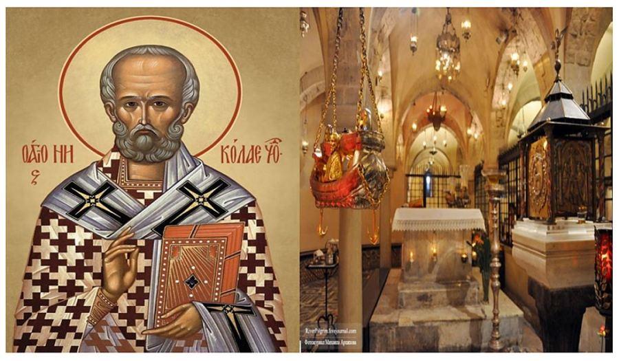 Организуется паломническая поездка к мощам святителя Николая Чудотворца