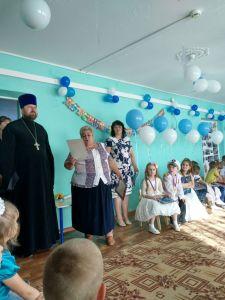 В детском саду №10 станицы Кисляковской прошёл выпускной