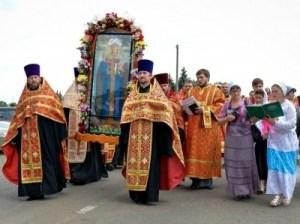 В станице Стародеревянковской состоится общеепархиальный Крестный ход