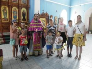 храм Покрова Староминской
