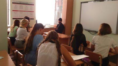 Час Православия в социально-педагогическом колледже