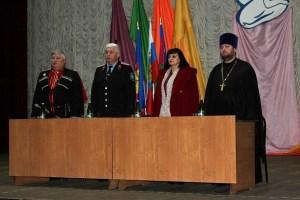 В Переясловской прошло отчётное собрание хуторского казачьего общества