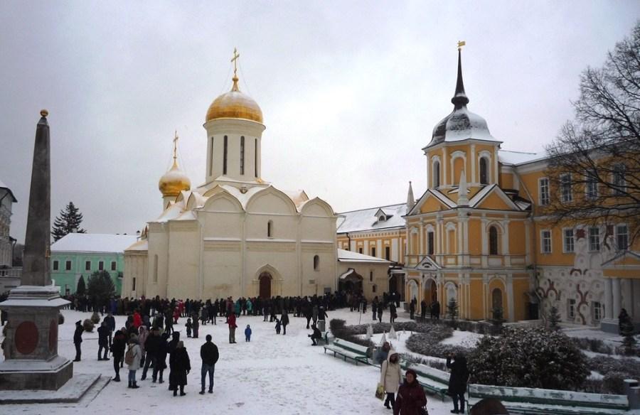 Паломническая поездка по святым местам России на праздник Рождества Христова в храме Христа Спасителя