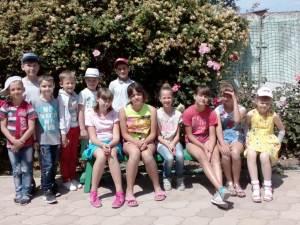Воспитанники духовно-просветительского центра отдыхали в летнем лагере