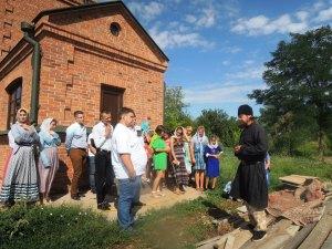 Детская площадка храма Казанской иконы Божьей Матери завершила свою работу