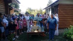 В храмах Староминского благочиния прошли молебны перед началом нового учебного года