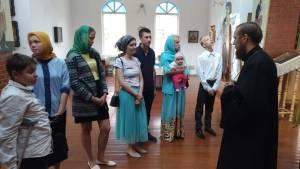 Акция «Посещение храмов Уманского благочиния»