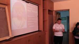 Встреча со студентами Технического колледжа в рамках программы профилактики «Антинарко»
