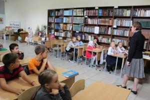 В учебно-воспитательной группе «Купель» начались занятия