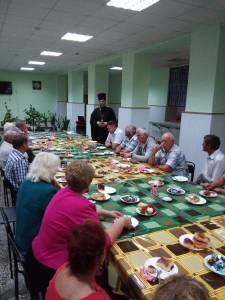 Накануне праздника Дня учителя Ленинградский технический колледж встречал людей, которые много лет проработали в стенах колледжа