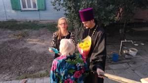 День пожилого человека в ст. Ленинградской