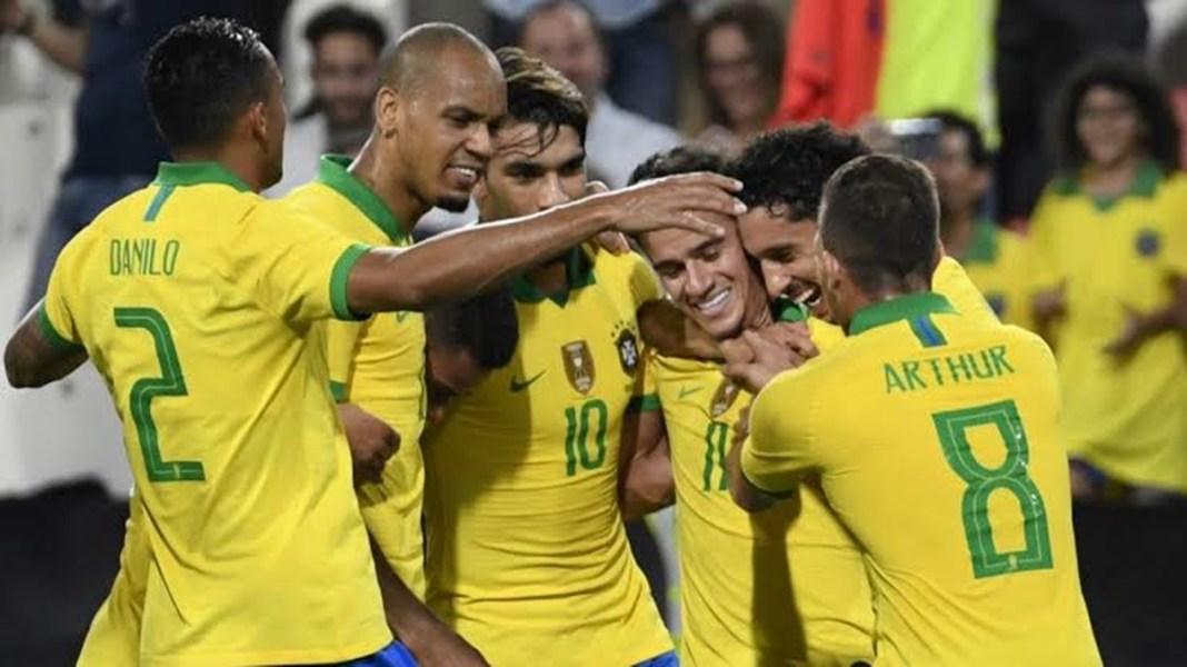 Brasil Vence a Coreia do Sul Por 3x0 e Acaba Com Série Negativa