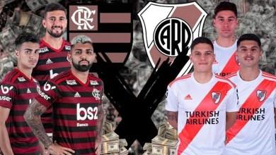 Flamengo Bate River e é BICAMPEÃO Da Libertadores!