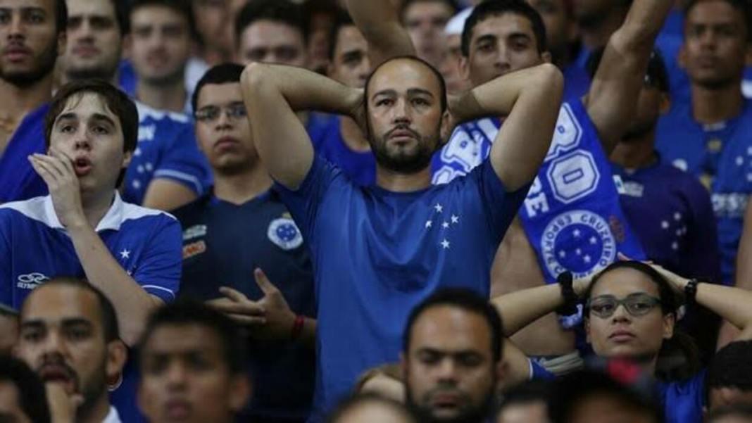 O Cruzeiro Será Rebaixado Amanhã, Entenda!