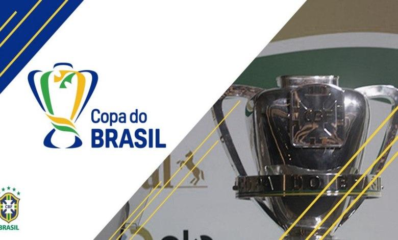 Copa do brasil cbf começo hoje