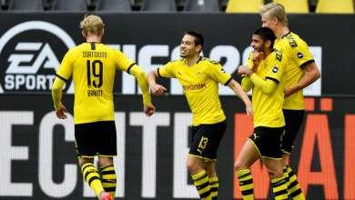 Borussia Dortmund x SCHALKE 04, em retorno do futebol Alemão