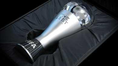FIFA The Best 2020 cerimonia de entrega do premio cancelada