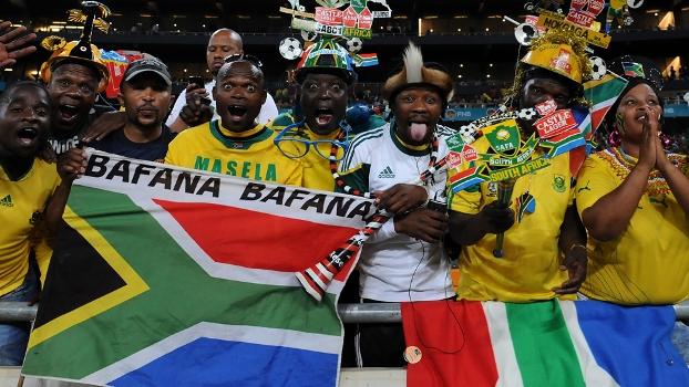 Eventos Esportivos de Maiores Audiências da História - Copa do Mundo de 2010 Africa do Sul