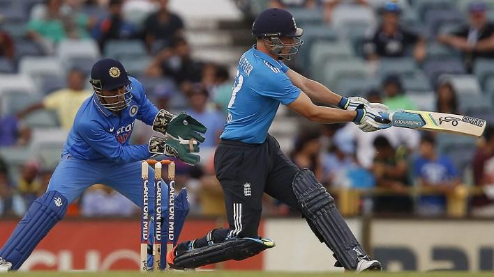 Partida internacional de Críquete