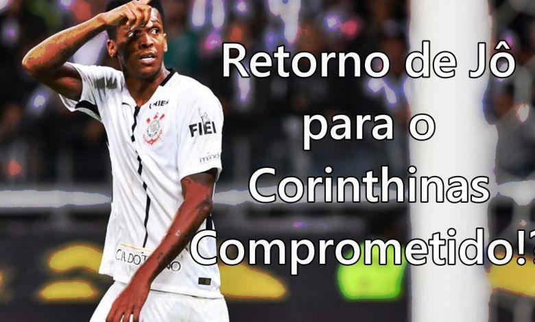 Retorno de Jô Para o Corinthians Comprometido!?