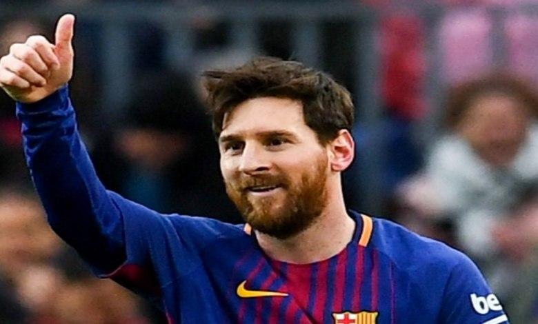 Aniversário de Lionel Messi