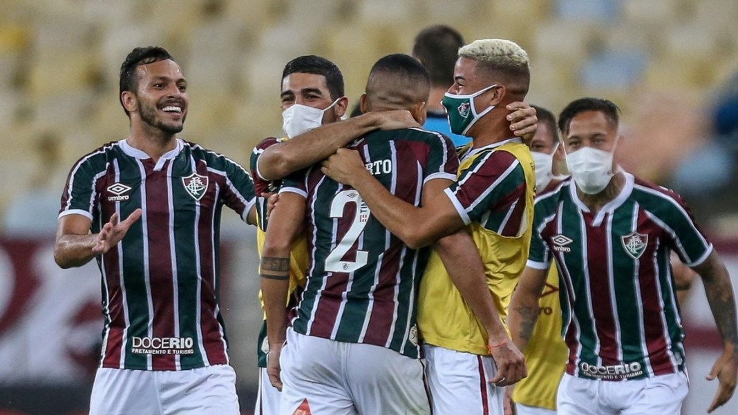 Fluminense x Flamengo, Deu Fluminense Neste Fla-Flu da Final da Taça RIo