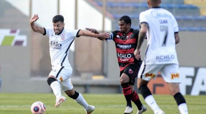 Gols da Partida do Corinthians Contra o Oeste