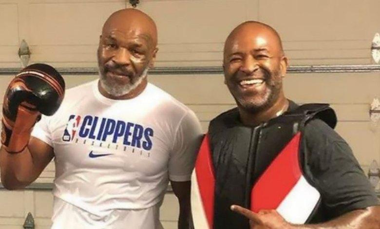 Mike Tyson aos 54 anos, treinando para retornar aos Ringues para luta de exibição