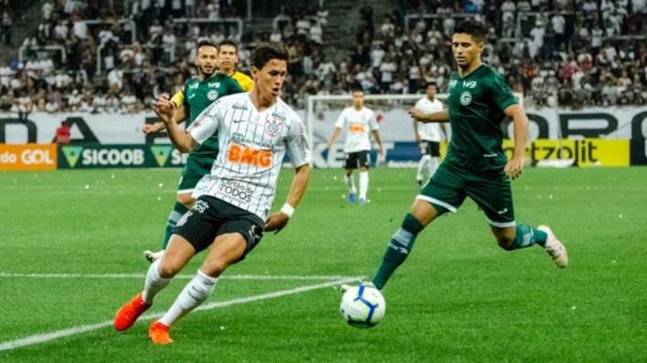 Goiás x Corinthians, Ei Sport