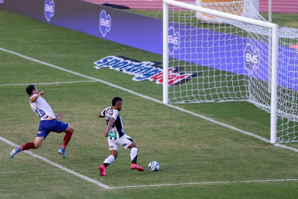 Final Copa Nordeste 2020, Gols da Partida