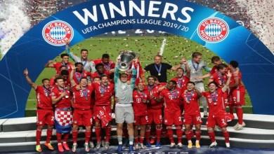 Imagem: Comemoração da vitória entre PSG x Bayern - Reprodução/Instagram