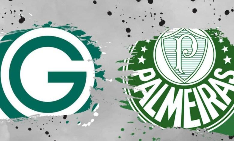 Palmeiras x Goiás no Sábado dia 15/08.