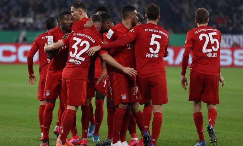 Bayern avança para a semifinal e enfrentara Lyon.