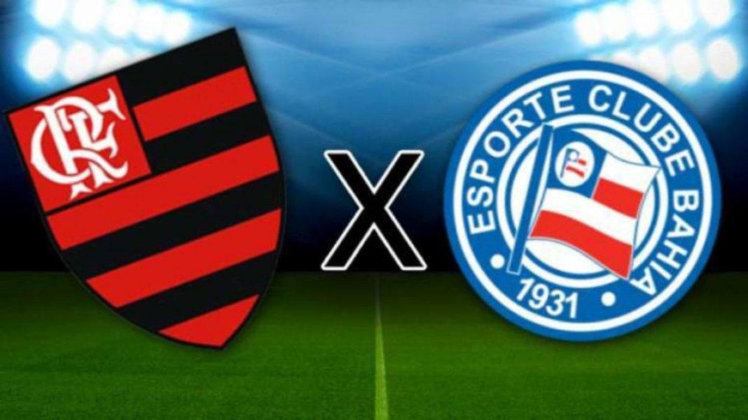 Flamengo x Bahia - 7 rodada do Brasileirão 2020