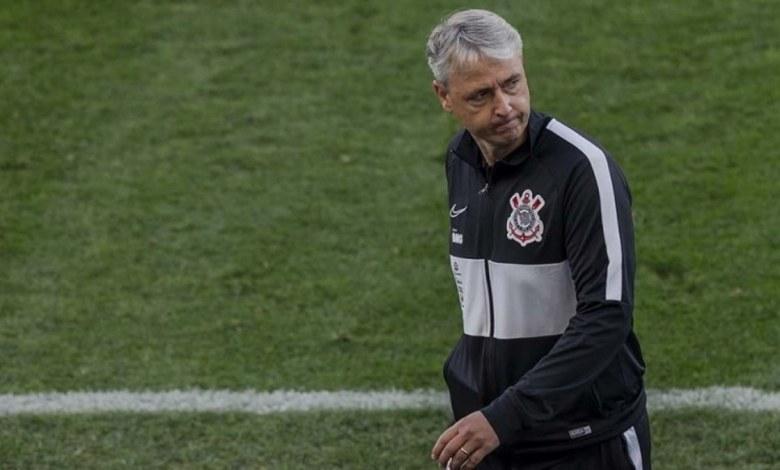 Thiago Nunes é Demitido do Corinthians após derrota em clássico