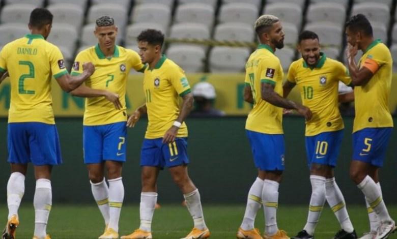 Brasil x Bolívia - Brasil Goleia e estreia com tudo nas eliminatórias da Copa de 2022