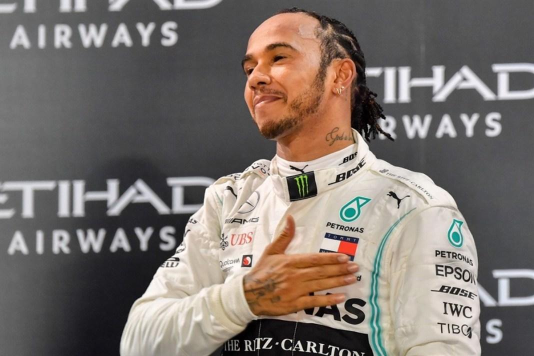 Lewis Hamilton o maior campeão da F1