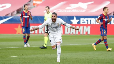 Real Madrid 3x1 Barcelona